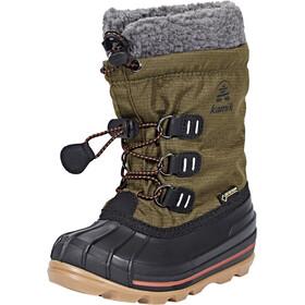 Kamik Carmack GTX Winter Boots Kinder khaki